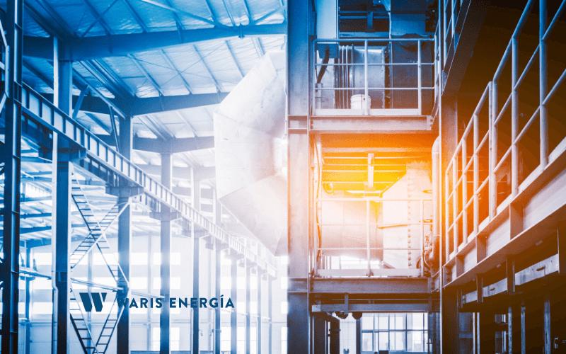 normativa ventilacion naves industriales