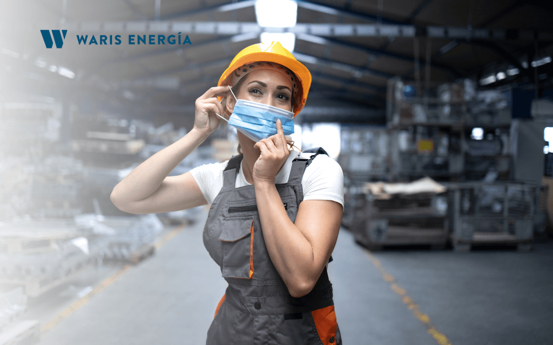 ventilacion de naves industriales eficiente sin perder la calefaccion