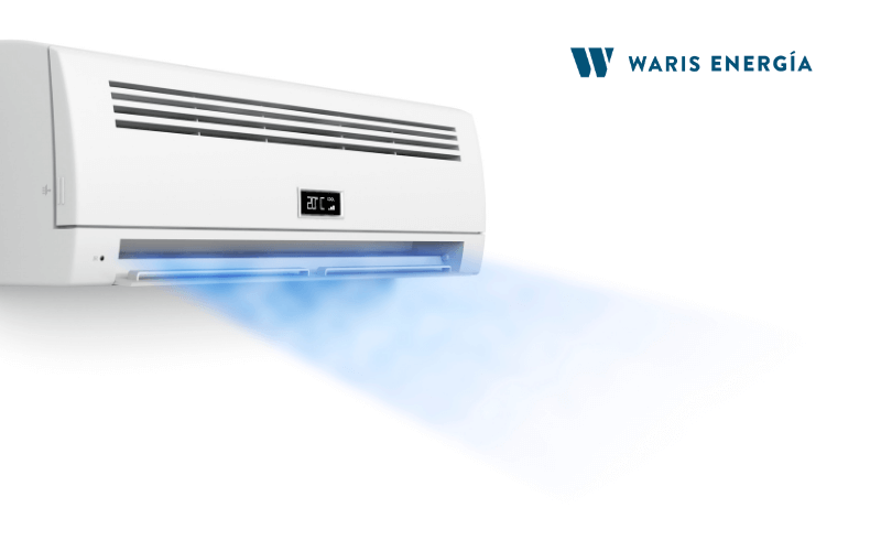 mejora calidad de aire con aire acondicionado