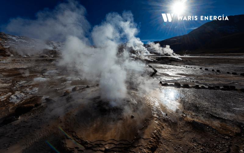 que es energia geotermica